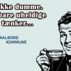 Aalborg Kommune vildleder borgerne