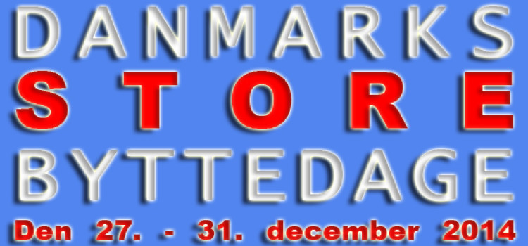 Danmarks Store BYTTEdage – Skift røgen ud med damp!
