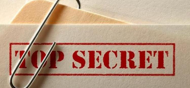 *** TOP SECRET – TOPHEMMELIGT ***